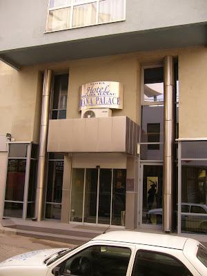 Yambol's 'Posh' Diana Palace Hotel
