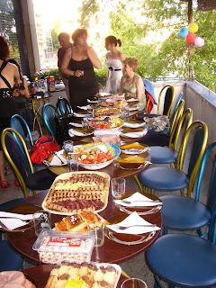 Bulgarian Graduation Party - A Family Affa