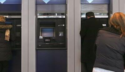 Bulgarians Caught Swindling ATM Machines