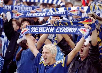 Sofia's Levski Win Super Cup With Nine Men