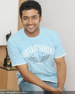 Actor Surya Photo in Ayan
