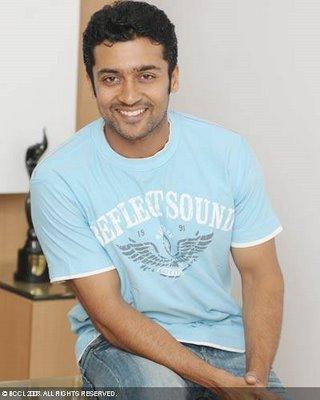 Actor Surya Photo in Ayan