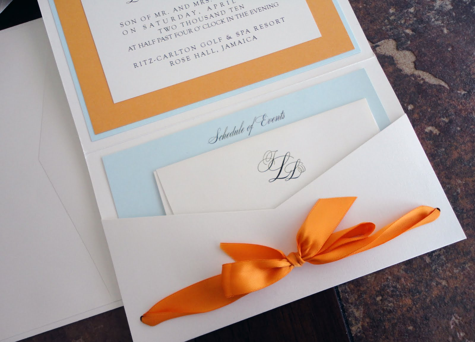Kindly R.S.V.P. Designs\' Blog: Pocket Invitations Baltimore ...