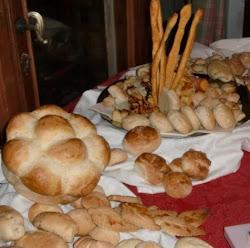 Il pane delle feste