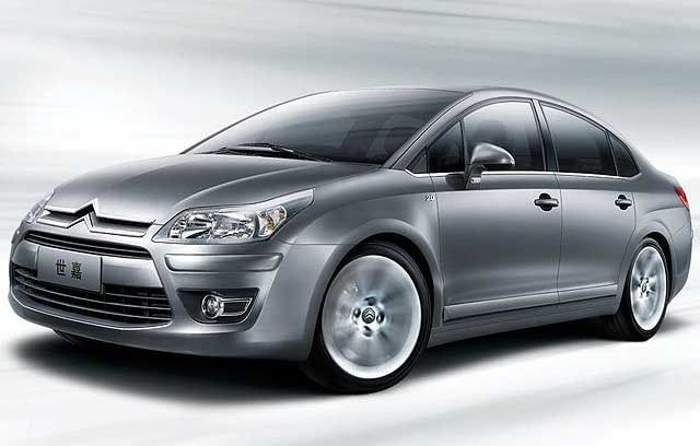 CITROEN C4 PALLAS ERWIN CAR on 1179 html