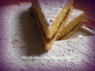 """Articole culinare : Sandwich """"Victoria"""""""