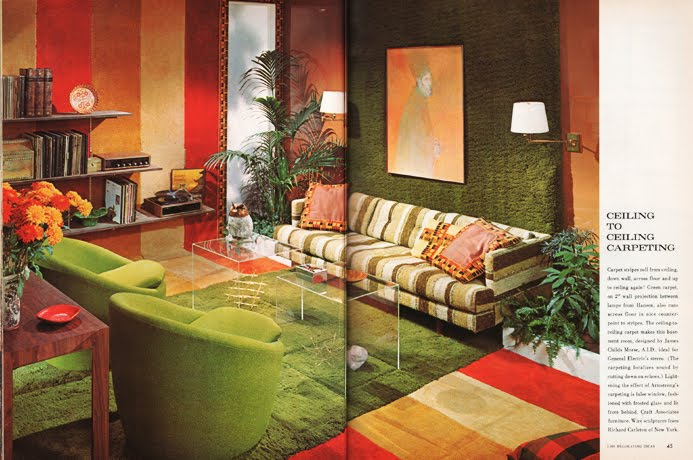 70s decoration ideas dream house experience