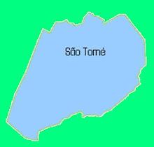 SÃO TOMÉ - RN