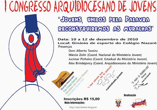 Congresso Arquidiocesano de Jovens