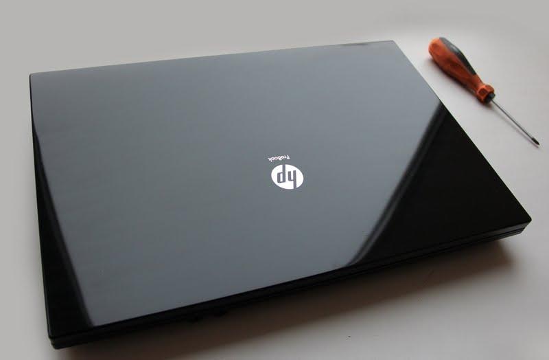 разборке HP ProBook 4510
