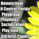 North Florida Playgroup Gilchrist, Levy, Dixie County
