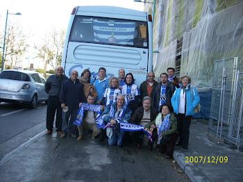 Desplaçament a Zaragoza 09/12/2007
