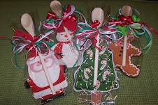 Cute Christmas Spoonrests!