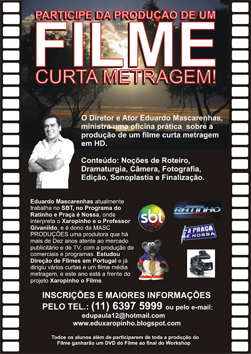 Workshop de Curta Metragem