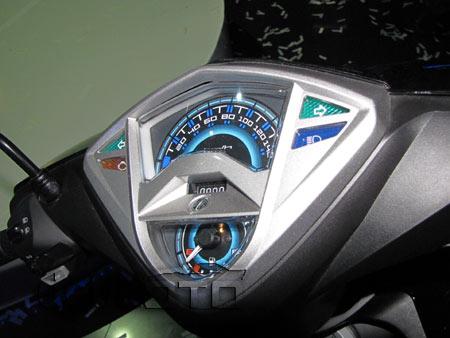 Yamaha Xeon 125 GT