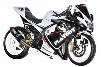 Photo of Modifikasi Motor Ninja 250