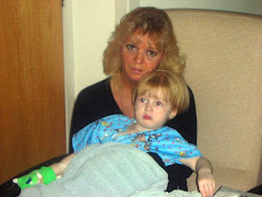 My Dear Grandson,had to have brain tumor removed!