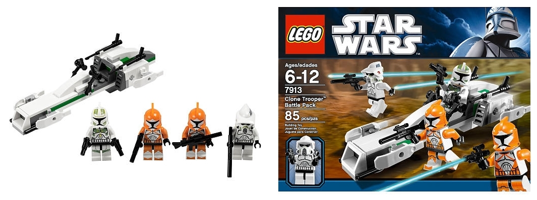 New lego star wars sets for 2011
