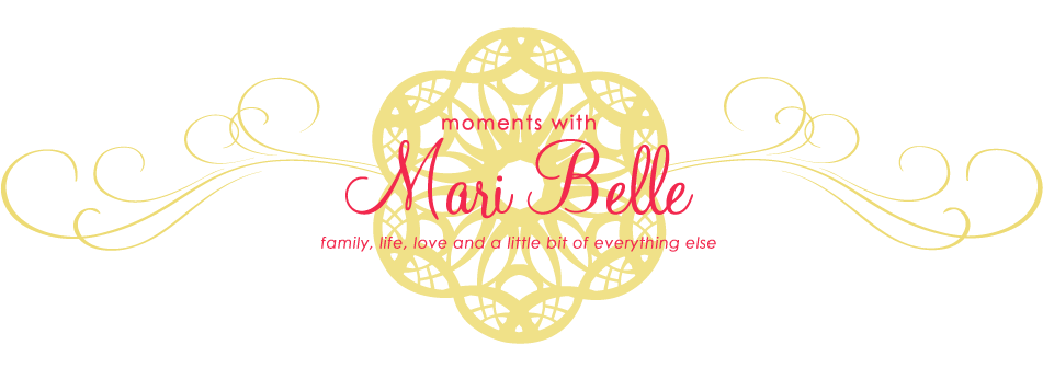 Moments with Mari Belle