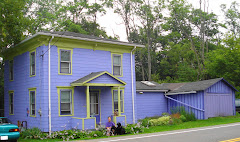 the purple potter's house