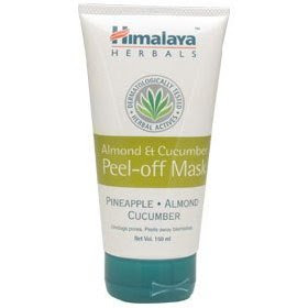 Himalaya Almond-cucumber peel off mask