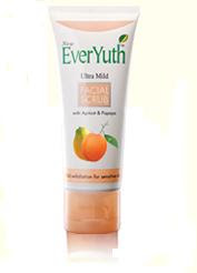 Everyuth ultra-mild facial scrub with micro granules