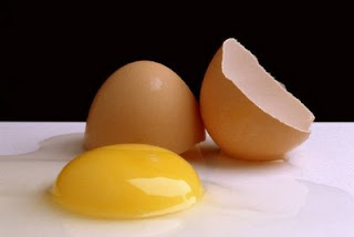 Egg is an ingredient in many DIY face masks