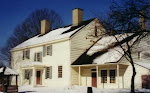 Wallace House Winter, 225th Anniv.