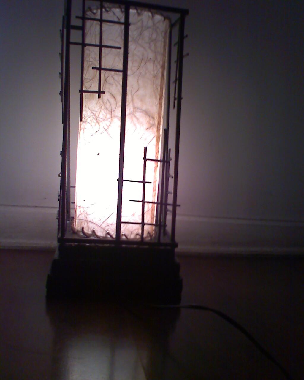 Artesanias kenika fanales y lamparas for Lamparas diseno imitacion