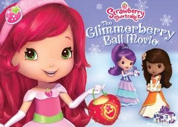 Strawberry Shortcake: The Glimmerberry Ball Movie - Movies ...