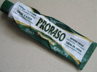 Italian Proraso Shaving Cream