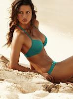 Adriana Lima Sexy Bikini Wallpapers