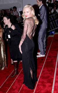 Kate Bosworth at Metropolitan Museum of Art Costume Institute Gala 2009