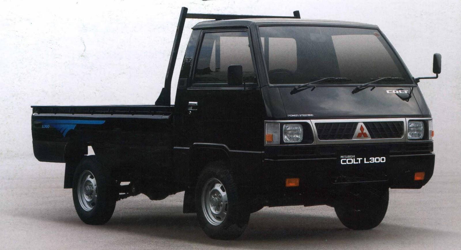 Mitsubishi L300 Pick Up Minibus Bumen Redja Abadi Bekasi