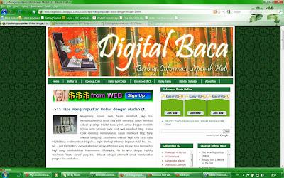 Mempercantik Mozilla dengan Personas Gallery