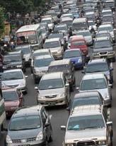 Usulan Dewan Transportasi, tentang Pembatasan Kendaraan Pribadi
