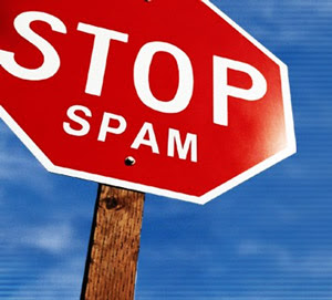 stop spamming