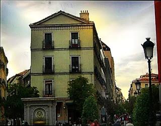 Calles Moratín y Huertas