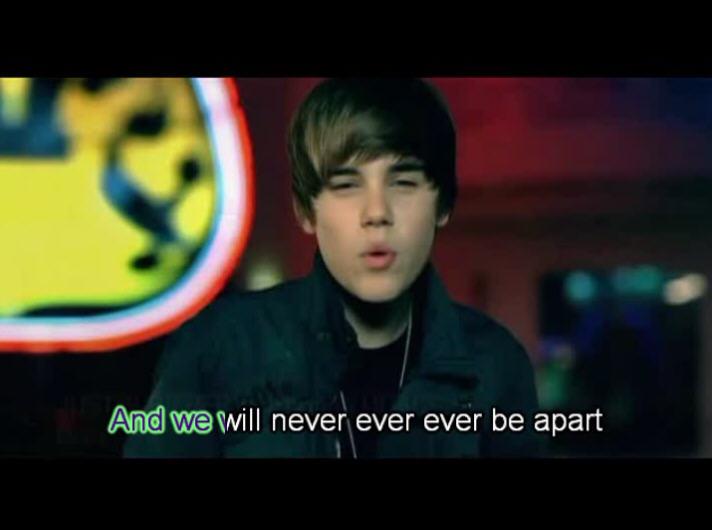 youtube justin bieber baby lyrics. justin bieber baby lyrics