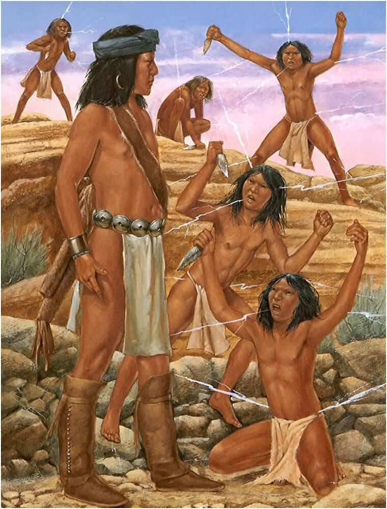Индейцы голые племени эротика онлайн #4