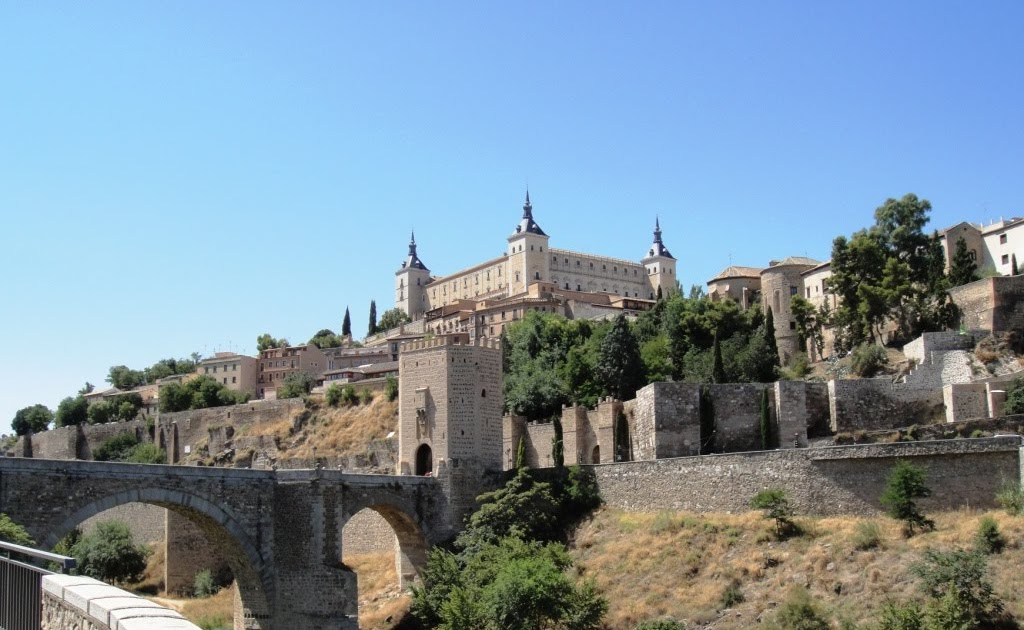 toledo muslim Alfonso vi: biography of  producing popular discontent and disturbances and contributing to the weakness that caused the surrender of toledo the muslim ruler .