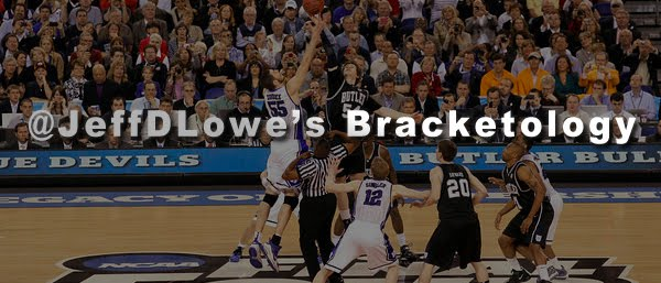 Jeff D Lowe's Bracketology - JeffDBrackets