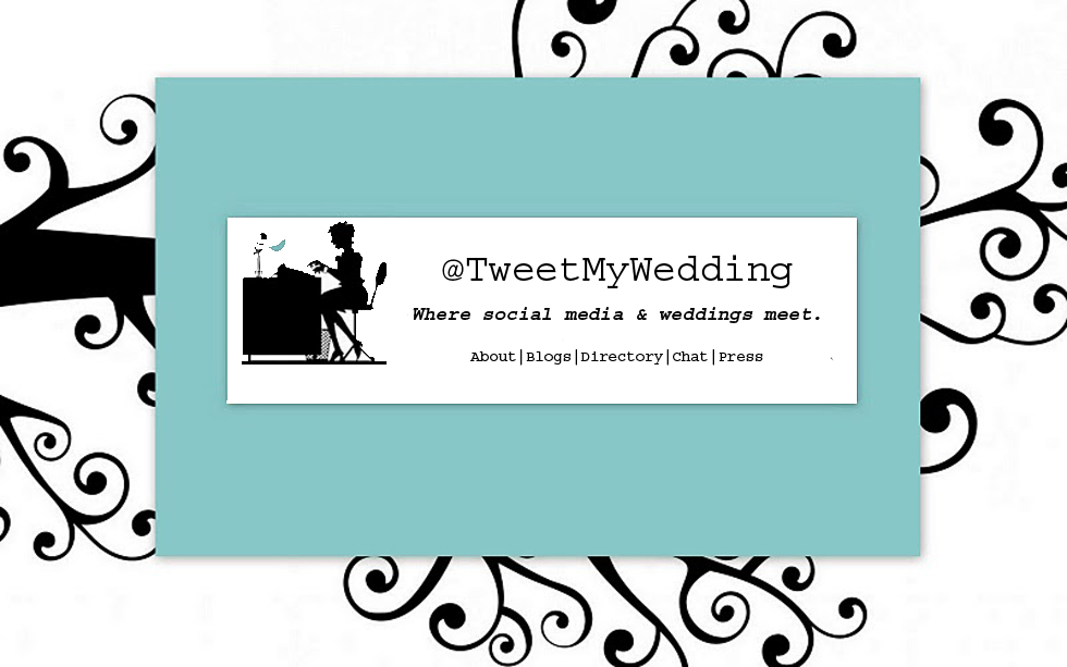 @TweetMyWedding