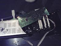 壊れた鍵盤