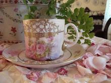 una taza de princesa