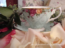 Victorian tea party en The house in the roses