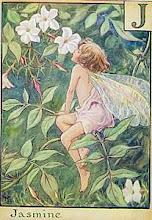"""Para Lourdes de """"Un  Abril encantado"""" ,sé que tienes tu esperanza puesta en el jazmín"""
