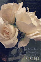 Carolina Coronado...La luz del día se apaga,rosa blanca sola y muda...