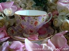 un té al amanecer