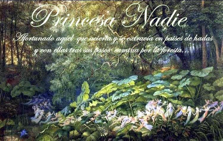 Princesa Nadie